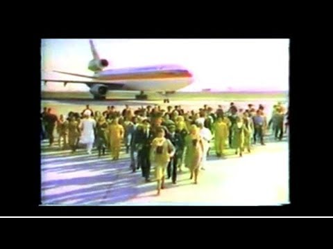 1979 Continental Airlines Commercial