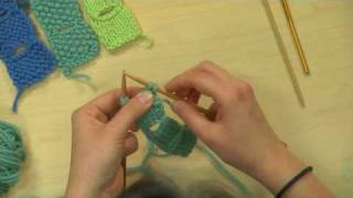 Knitting Daily- Tulip Buttonhole with Eunnny Jang