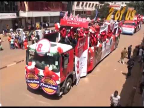 Kampala city carnival 2016