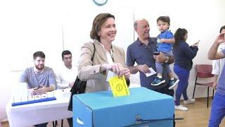בחירות ראשות עריית חיפה יונה יהב עינת קליש רותם בחירות רשויות מקומיות 2018