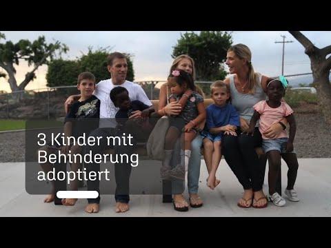 3 Kinder mit Behinderung adoptiert | Chosen & Dearly Loved | Gott sei Dank!