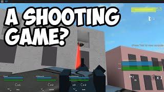 SHOOTING STUFF?!? | Notorietà Roblox