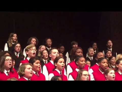 When I Sing, Indianapolis Childrens Choir