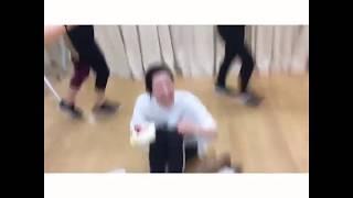 20180523 徳田心寧ちゃん(原宿駅前パーティーズNEXT・原宿乙女)がtwit...