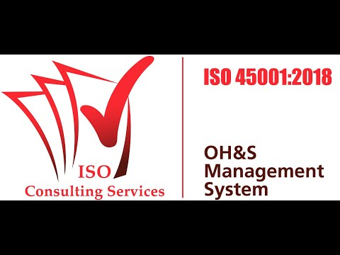 ISO 45001:2018 Overview - Safety Management System