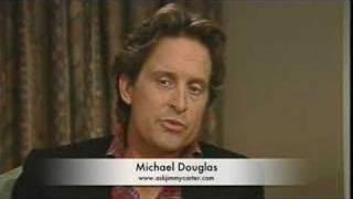 Michael Douglas Romancing the Stone interview