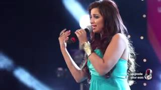 Tujhme Rab Dikhta Hai by Shreya Ghoshal live at Sony Project Resound Concert   YouTube
