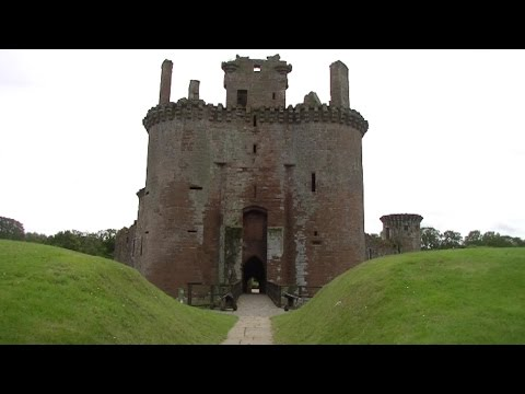 Caerlaverock Castle, Dumfries & Galloway - Scotland