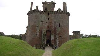 Caerlaverock Castle, Dumfries & Galloway - Scotland