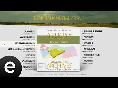 Abdurrahman Halayı (Türk Halk Müziği) Official Audio #abdurrahmanhalayı #türkhalkmüziği