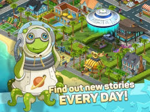SuperCity: Build A Story Gameplay Trailer On Google Play Games