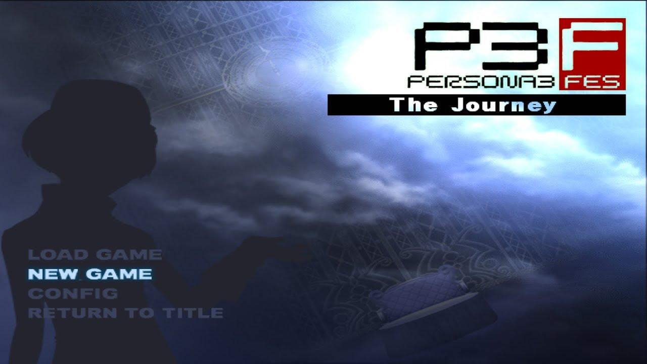 Shin Megami Tensei: Persona 3 PCSX2 1 5 0 Test 1080P 60FPS