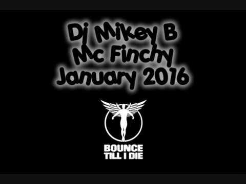 Dj Mikey B - Mc Finchy - January 2016