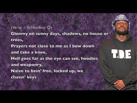 ScHoolboy Q - Sacrilegious - Lyrics