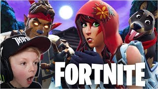 NOUVELLE FABLE SKIN FORTNITE BATTLE ROYALE // CONSOLE PLAYER // FAMILY FRIENDLY LIVE STREAM