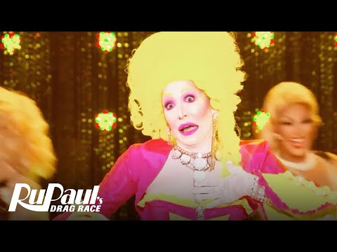 Every Winning Rusical Performance (Compilation) | RuPaul's Drag Race