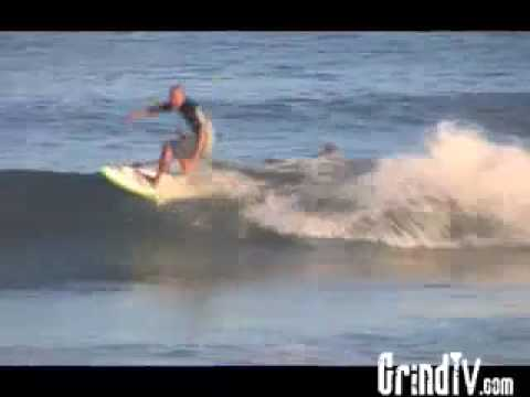 Kelly Slater Riding A Twinfin