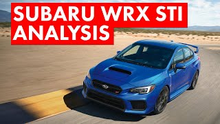 2018 Subaru WRX STi Review And Technical Analysis. GRM LIVE! Presented By CRC Industries