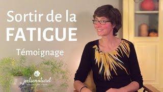 SORTIR DE LA FATIGUE - Témoignage de Céline Toucanne, co-créatrice de Jeclicnaturel