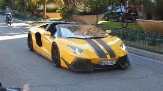 Top marques monaco 2016 - 3: p1, shmee150, marchettino, aventador dmc... hd!