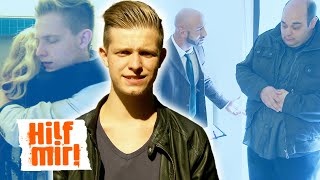 Gefangen in der Drückerkolonne: Mein Stiefvater nimmt mich aus |Hilf Mir!