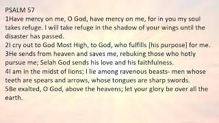 Psalms 2 video clip