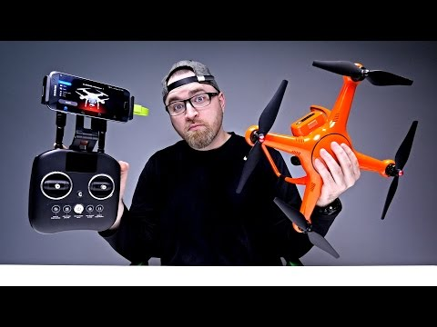 The Drone You've Been Waiting For…
