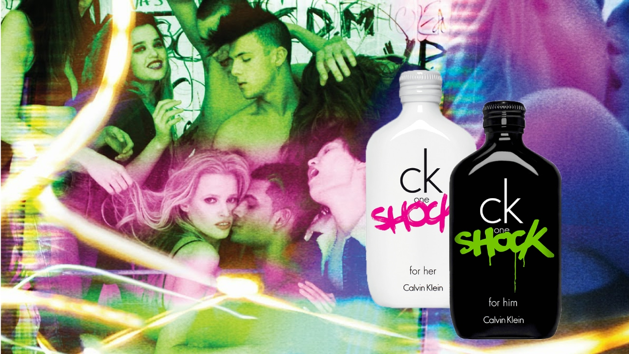 Perfume CK One Shock - Calvin Klein | www.DuranDeals.com.br - YouTube
