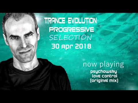 Trance Evolution Progressive Selection 30.04.18