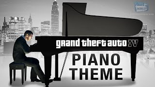 GTA 4 Theme Song Piano Cover (Liberty City Nocturne)