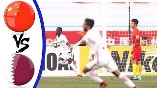 vs CHINA vs Qatar U23