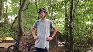 The World Is Our Playground 2018.  Kevin Balle