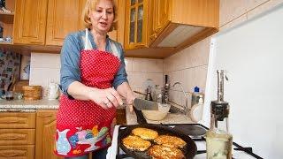 Драники или картофельные оладьи простой пошаговый рецепт
