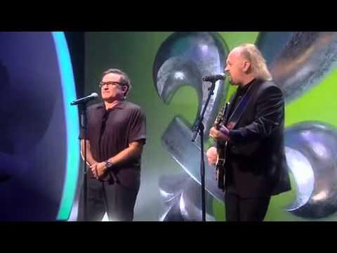 Robin Williams and Bill Bailey - Royal Birthday Blues