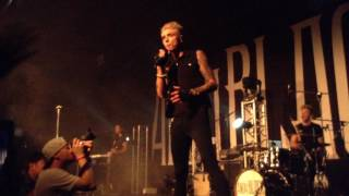 Andy Black Full concert sydney 2016