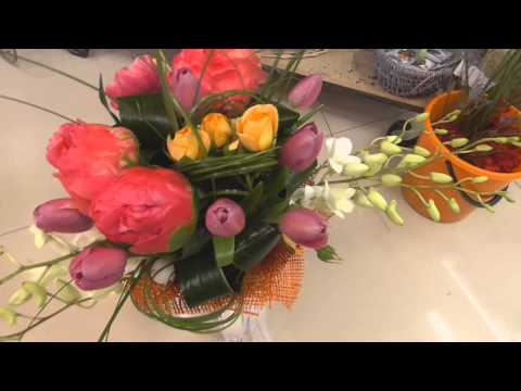 ФЛОРИСТИКА: Рабочие Будни Флориста 8( композиции-недельки, простые композиции и букеты)