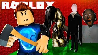 SURVIVE THE CREATURES OF AREA 51 IN ROBLOX !!