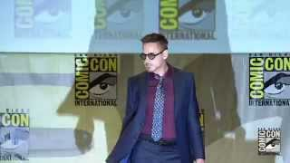 Download Official- Marvel's The Avengers: Age of Ultron Cast Assembles at Comic-Con 2014 Mp3 and Videos