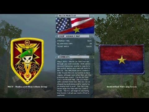 Battlefield: Vietnam - Ho Chi Minh Trail (SP)