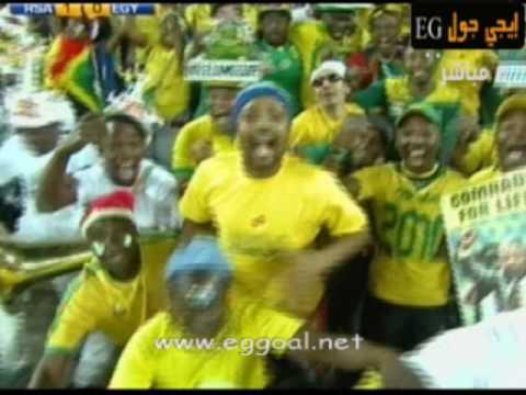 ملخص واهداف مباراة مصر وجنوب افريقيا|مباراة ودية | 6-9-2016 Egypt-vs-South-Africa