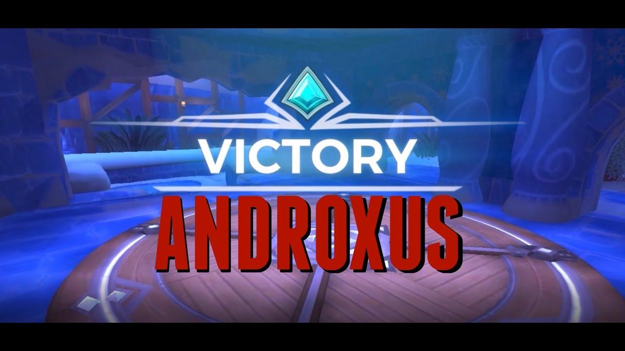 paladins how to play androxus