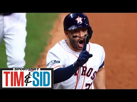 Astros Cheating Scandal Gets Crazier   Tim & Sid