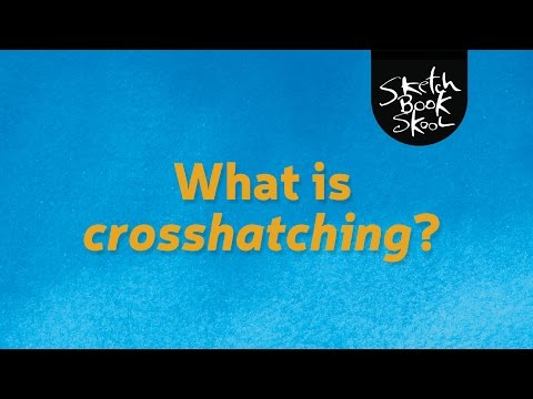 What is crosshatching? A new Q&Art video