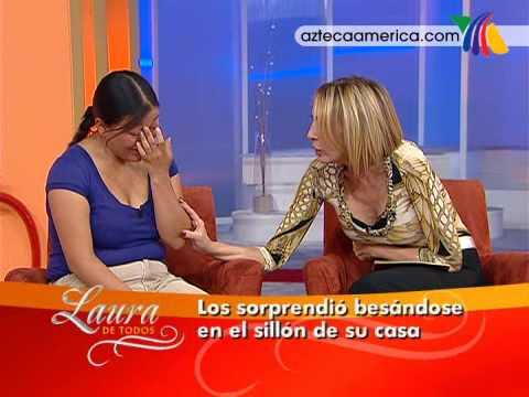 Amiga, Me robaste a mi hombre...Laura de Todos