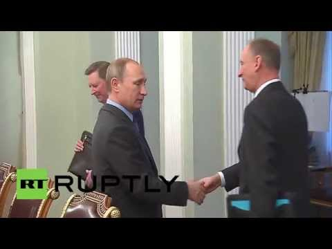 Russia: Putin condemns ISIS' beheading of Egyptian Coptic Christians