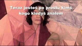 Gotye - Somebody that I used to know feat. Kimbra tłumaczenie PL