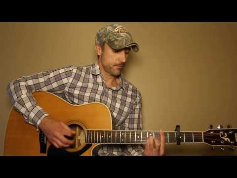 What The Hell Did I Say - Dierks Bentley - Guitar Lesson | Tutorial