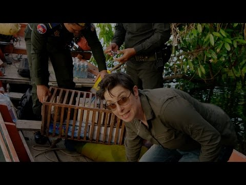 Releasing a slow loris, python and macaque - The Mekong River with Sue Perkins: Episode 2 - BBC