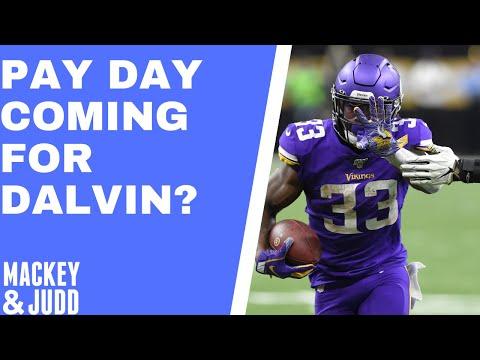 Will Dalvin Cook get Derrick Henry money?