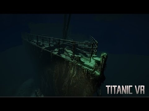 Titanic VR (Early Access) & Titanic Honor and Glory (Demo 3) Updated Tour